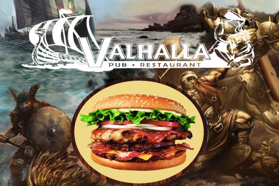 Valhalla Pub & Restaurant Prievidza